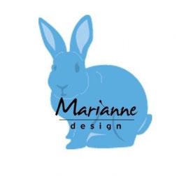 """Creatables """"Bunny"""" - Marianne Design"""