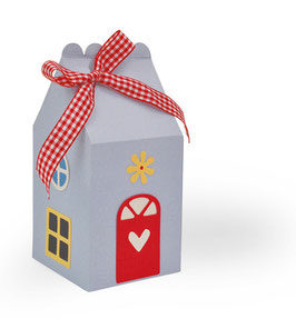 "Thinlits Die Set ""My Little House"" - Sizzix"