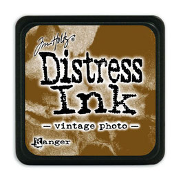 Tim Holtz Distress Mini Ink - Vintage Photo