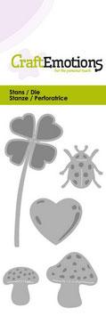 Glückssymbole - CraftEmotions