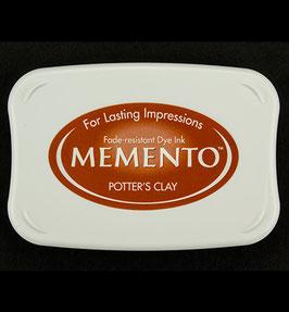 Memento Inkpad - Potter's Clay