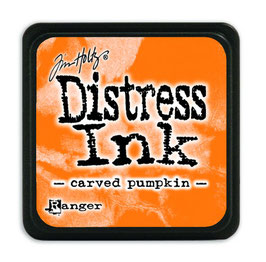 Tim Holtz Distress Mini Ink - Carved Pumpkin