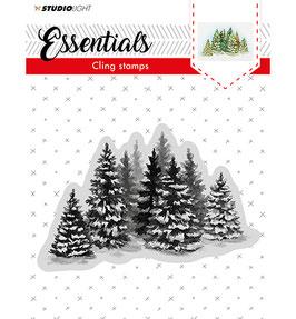 "Clingstamp ""Christmas #2"" - Studiolight"