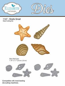"Stanzschablone ""Shells Small"" - Elizabeth Craft Designs"