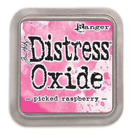 Tim Holtz Distress Oxide - Picked Raspberry