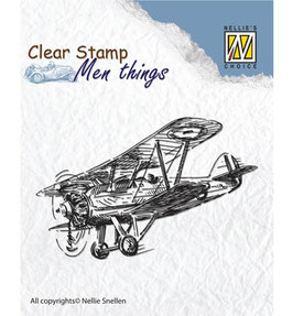 "Men Things ""Aeroplane"" - Nellie's Choice"