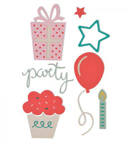 Party Set - Sizzix