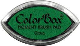 ColorBox Pigment Ink Cat's Eye, Grass - Clearsnap
