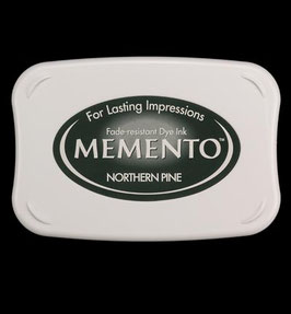Memento Inkpad - Northern Pine