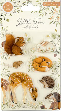 "Clearstampset ""Little Fawn & Friends - Little Fawn"" - Craft Consortium"
