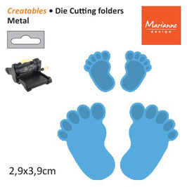 Creatables Feet - Marianne Design