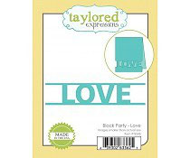 Block Party Love - Taylored Expressions