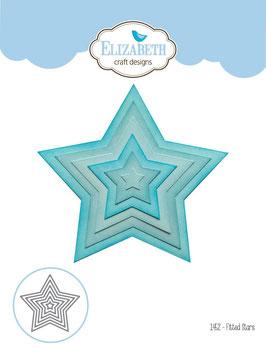 Fitted Stars - Elizabeth Craft Designs