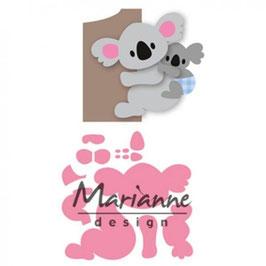"Collectables ""Eline's Koala"" - Marianne Design"