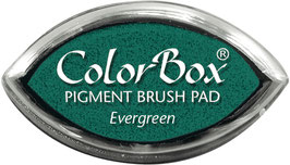 ColorBox Pigment Ink Cat's Eye, Evergreen - Clearsnap