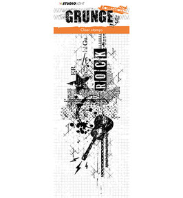"Clearstamp ""Grunge Collection #339"" - Studio Light"