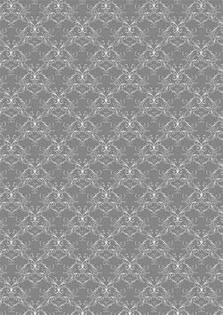 Grey Swirls - Reprint