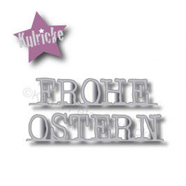 Frohe Ostern Pop-up Stanze  - Kulricke