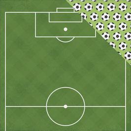 "Soccer ""Pass, Shoot, Score"" - Simple Stories"