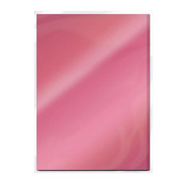 Rose Platinum High Gloss Mirror Card - Tonic Studios