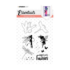 "Stamp & Die Cut ""Essentials #24"" - Studiolight"