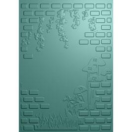 """3D Prägeschablone """"Fairy Garden, Hidden Garden"""" - Crafter's Companion"""