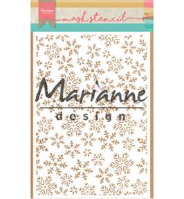 """Schablone """"Ice Crystal"""" - Marianne Design"""