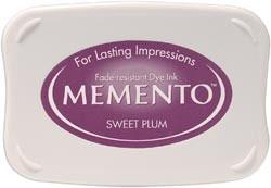 Memento Inkpad - Sweet Plum
