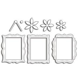 """Creative Dies """"Frames"""" - Penny Black"""
