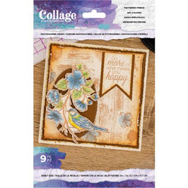 """Clearstampset """"Feathered Friend"""" - Crafter's Companion"""