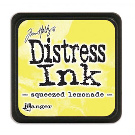 Tim Holtz Distress Mini Ink - Squeezed Lemonade