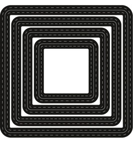 Basic Stitch Quadrat - Marianne Design