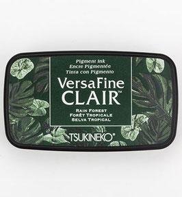 VersaFine Clair Inkpad, Rain Forest