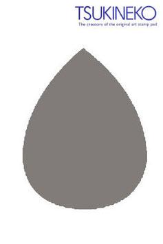 Memento Dew Drop Pad - Gray Flannel