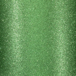 Glitterpapier, dunkelgrün