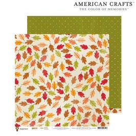 Give Thanks, Crisp Breez - American Crafts