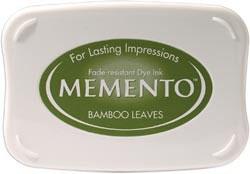 Memento Inkpad - Bamboo Leaves