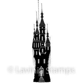Far World Castle - Lavinia Stamps