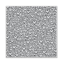 Bursting With Love Bold Prints - Hero Arts