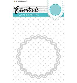 """Stanzschablone """"Essentials #203"""""""