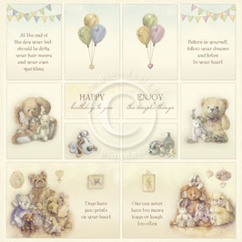 Theodore and Bella, Images from the Past - Pion Design