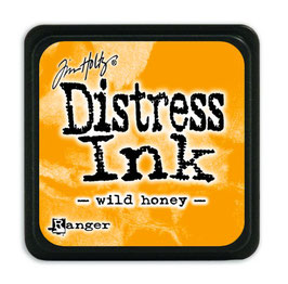 Tim Holtz Distress Mini Ink - Wild Honey