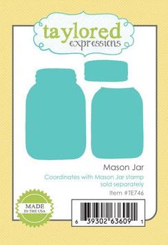 Mason Jar - Taylored Expressions