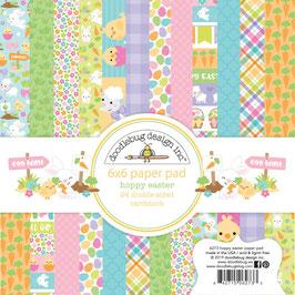 Hoppy Easter 6x6 Paperpad - Doodlebug