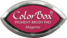 ColorBox Pigment Ink Cat's Eye, Magenta - Clearsnap