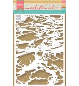 "Schablone ""Tiny's Ocean"" - Marianne Design"