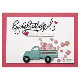 "Creatables ""Truck"" - Marianne Design"