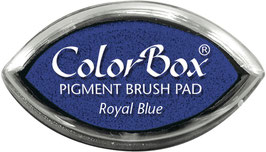 ColorBox Pigment Ink Cat's Eye, Royal Blue - Clearsnap