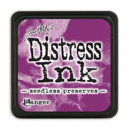 Tim Holtz Distress Mini Ink - Seedless Preserves