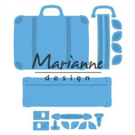 """Creatables """"Suitcase"""" - Marianne Design"""